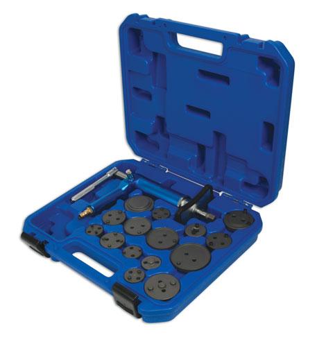 Pneumatic Brake Caliper Rewind Tool Kit