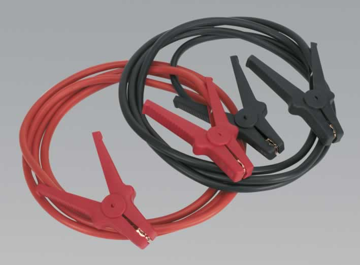 Booster Cables 3 5mtr 350Amp 40mm² GS/TUV Approved